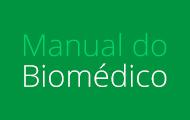 Nova edição do manual do biomedico