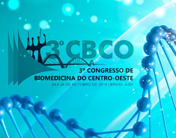 3º Congresso de Biomedicina do Centro-Oeste (CBCO)