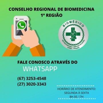 Whatsapp CRBM1