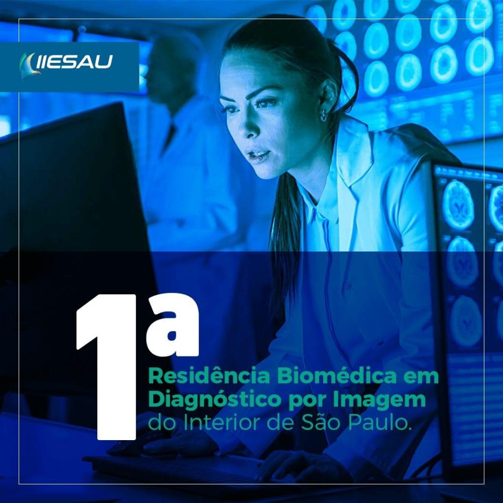 Residencia Biomédica em diagnóstico por imagem